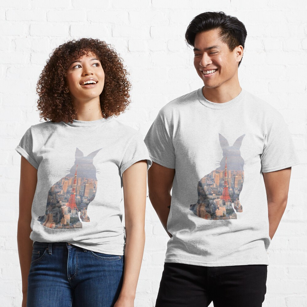 Bunny Tokyo Classic T-Shirt