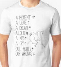 Sweet Disposition Unisex T-Shirt