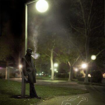 The Crime Scene by trinischultz