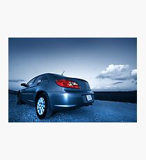Sports Car Photographic Print