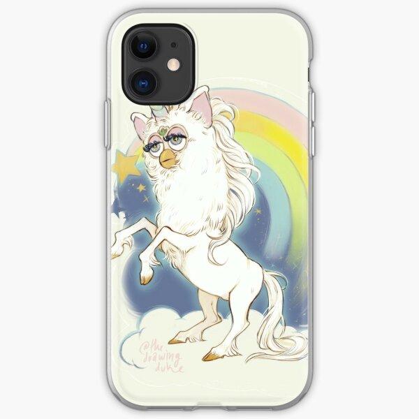 The Furbicorn iPhone Soft Case