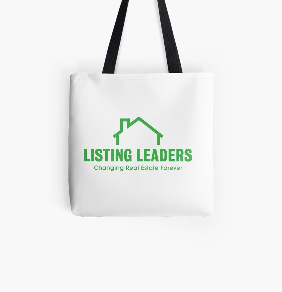 Listing Leaders Tote Bag All Over Print Tote Bag