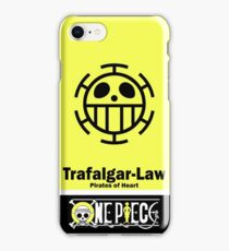 Trafalgar Law Phone Case iPhone Case/Skin