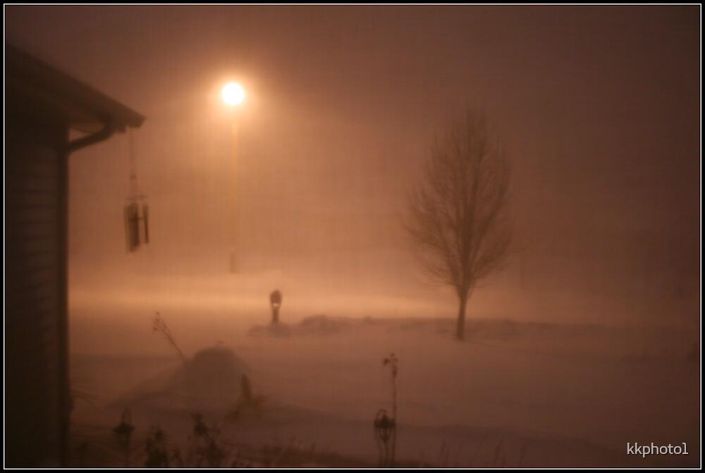 The Blizzard Of 2011 by kkphoto1
