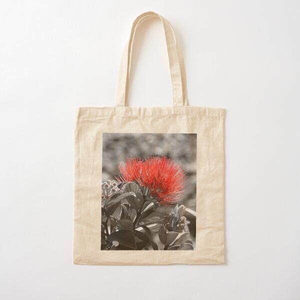 Metrosideros Thomasii  Cotton Tote Bag