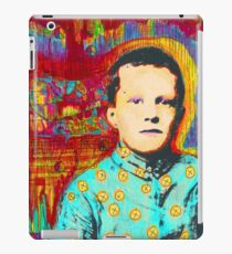 Denny Imagination On Fire iPad Case/Skin