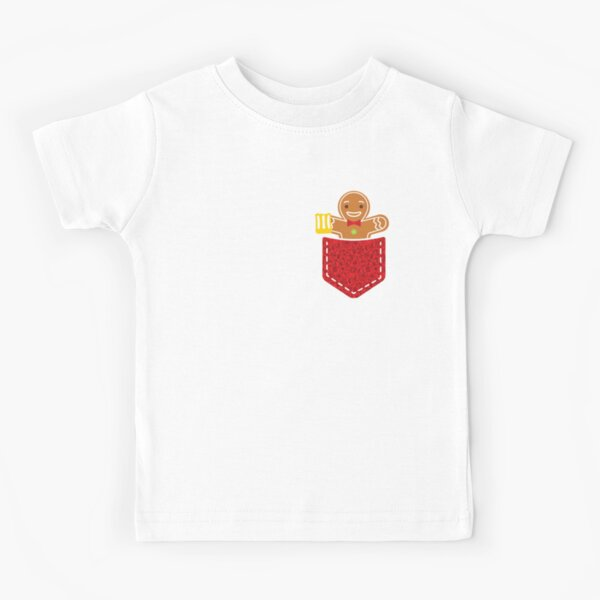 Cute Gingerbread Emoji Funny Faces Christmas Toddler//Kids Long Sleeve T-Shirt