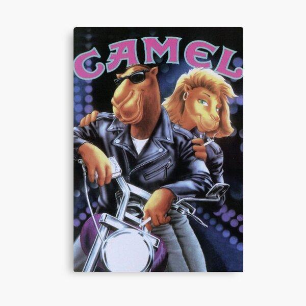 Cigarrillos Camel Lienzo