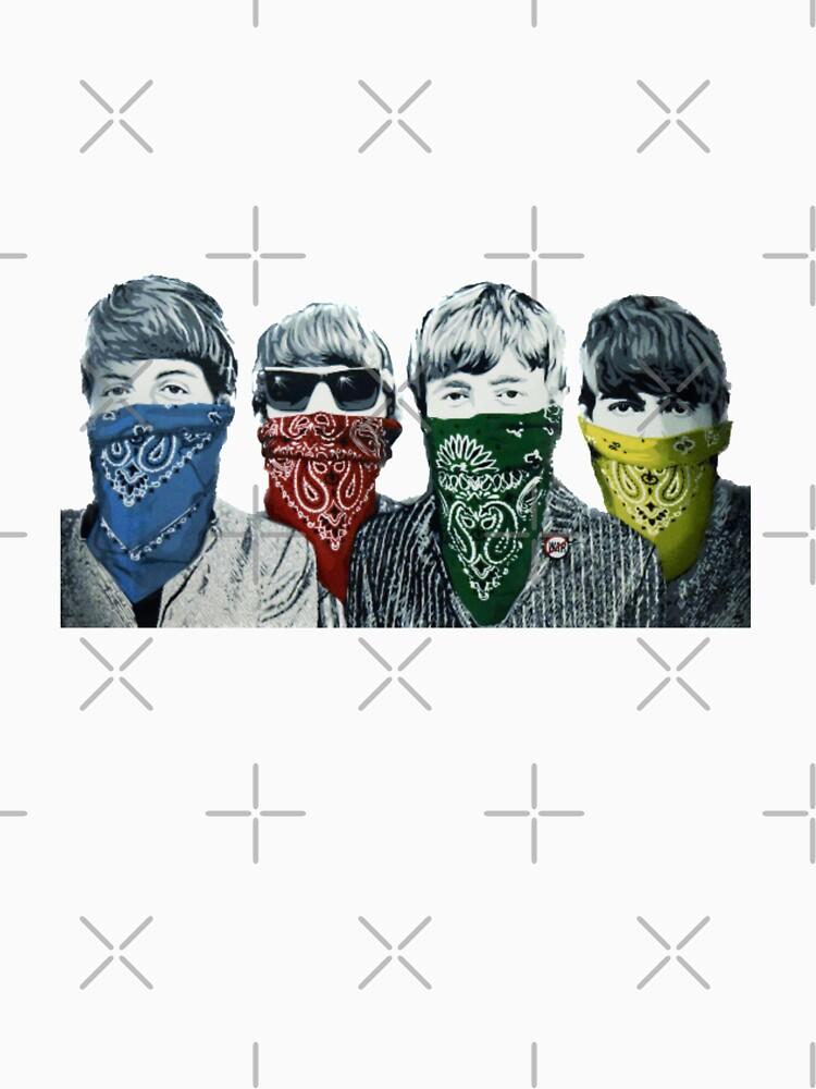 Beatles Bandana by Earlone