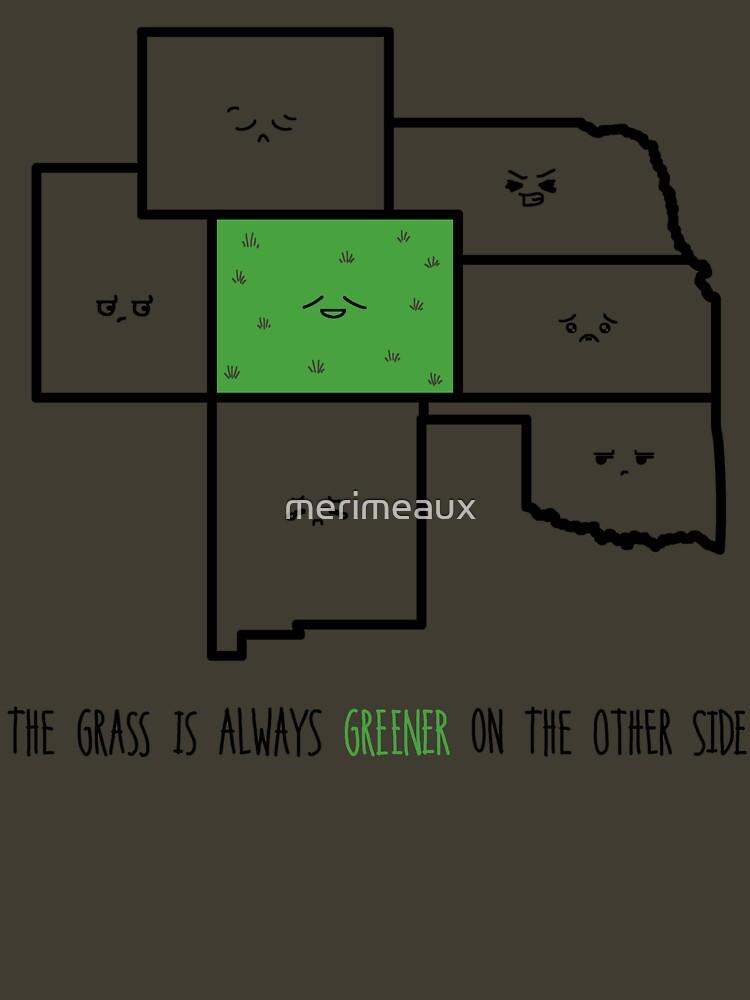 Greener in Colorado by merimeaux