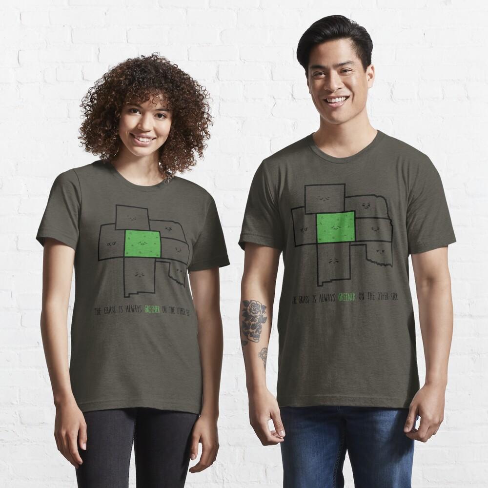 Greener in Colorado Essential T-Shirt