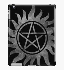 Supernatural Anti-Possession Ghost Print iPad Case/Skin