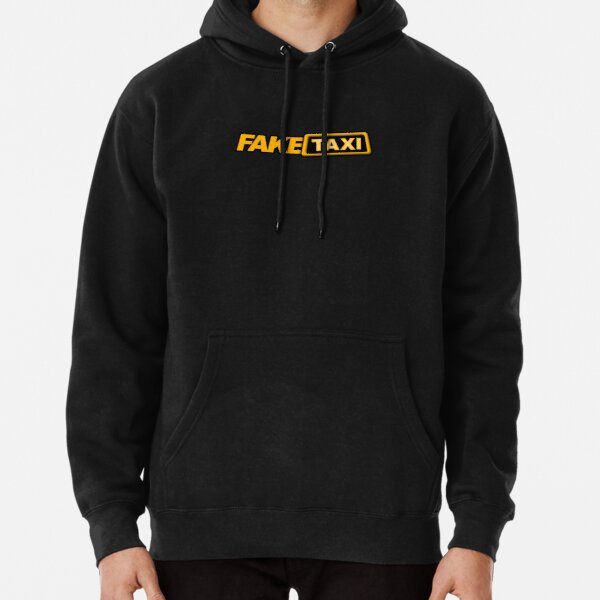 Fake Taxi Pullover Hoodie