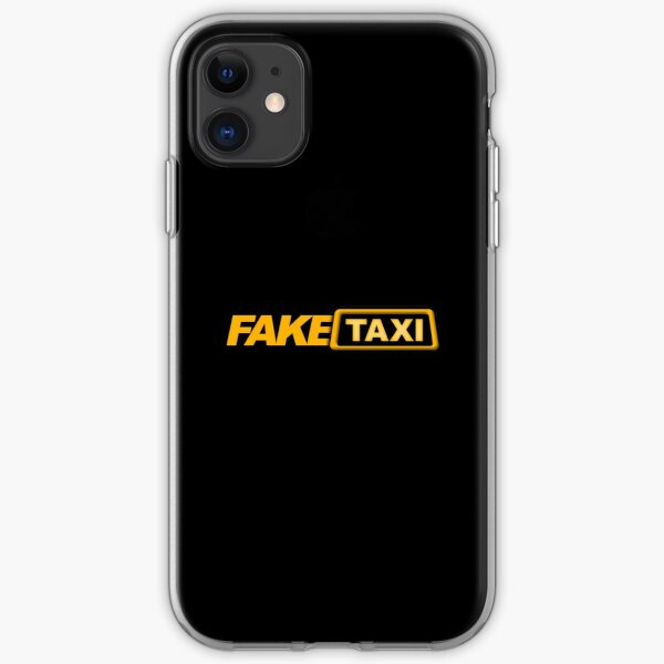 Fake Taxi iPhone Soft Case