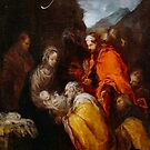 Adoration of the Magi - Murillo (1660) by Starzology