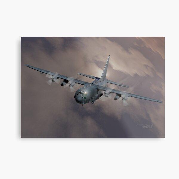 Lockheed C-130 Hercules Metal Print