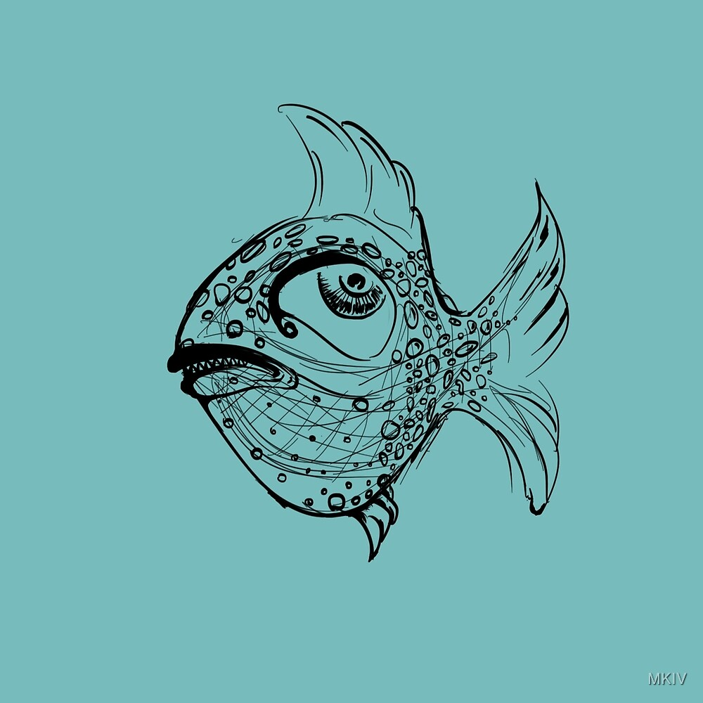 fishy by martinskowsky