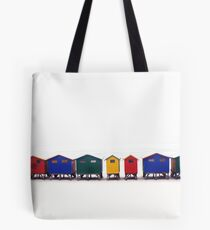 """The Cabanas"" Tote Bag"
