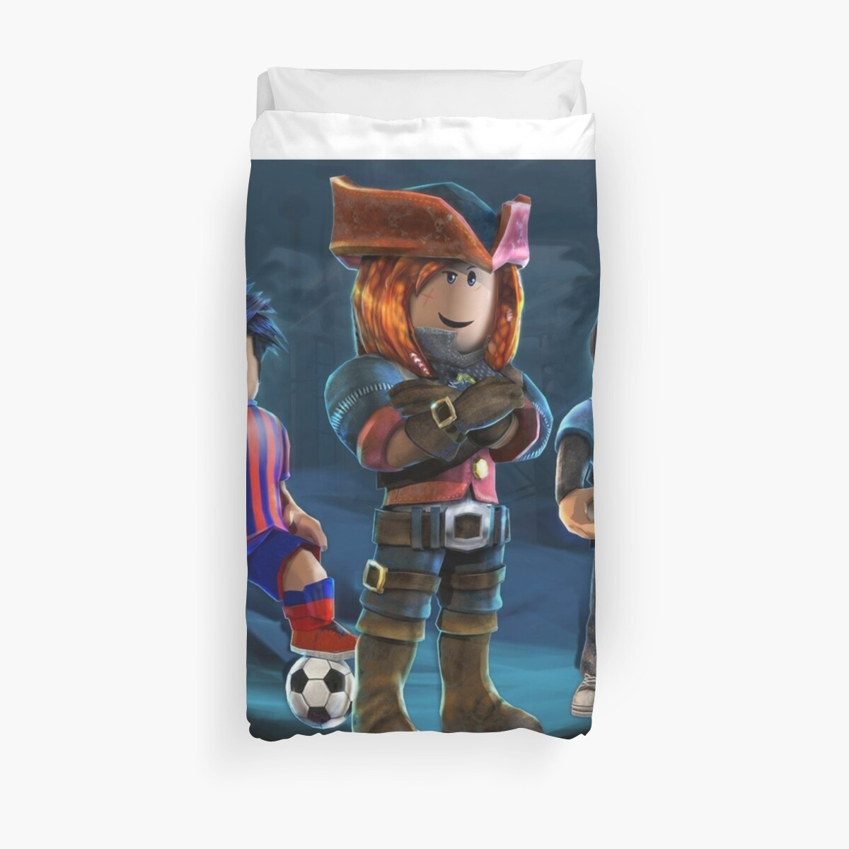 Roblox Game Duvet Cover By Best5trading Redbubble
