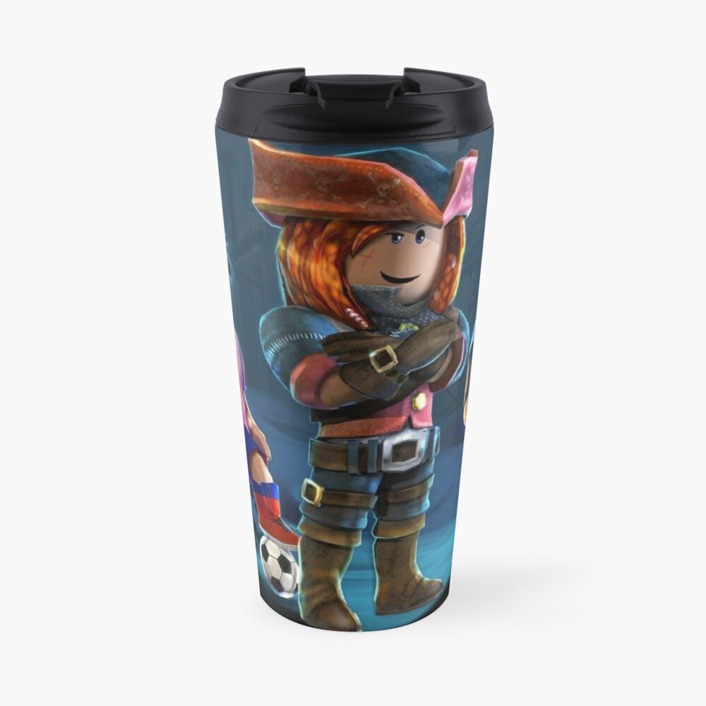 Roblox Mugs Redbubble Roblox Game Travel Mug By Best5trading Redbubble