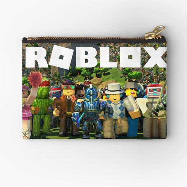 Make A Cake And Feed The Giant Noob Roblox Youtube - Roblox Zipper Pouches Redbubble