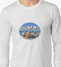 Pelican Mariachi band Long Sleeve T-Shirt