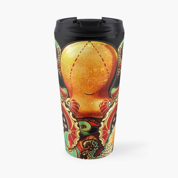 the octopus Travel Mug
