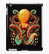 the octopus iPad-Hülle & Klebefolie