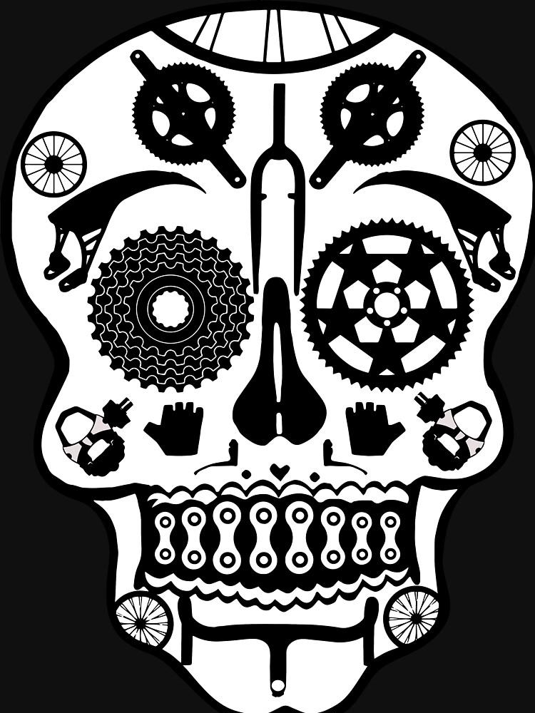 Symmetry skull by Herandi