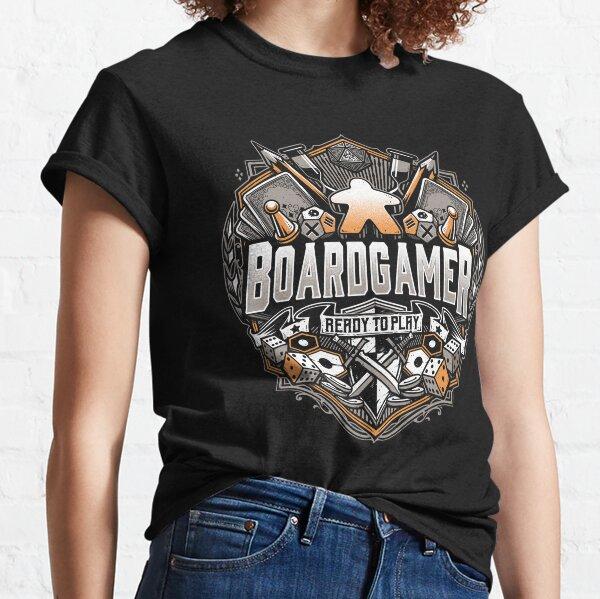 Boardgamer Classic T-Shirt