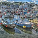 Boats and floats by Sue Purveur
