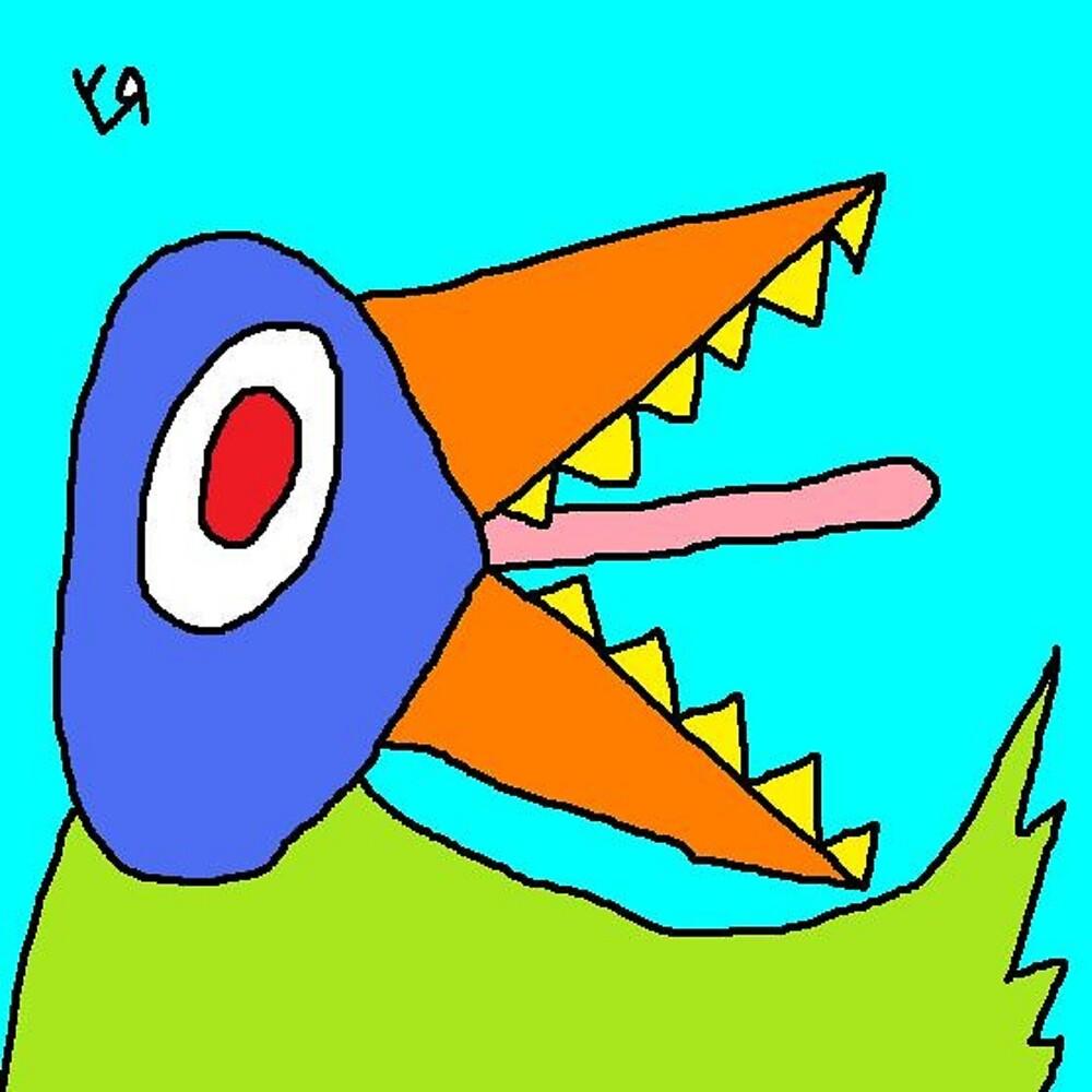 """Screamin' Bird"" by Richard F. Yates by richardfyates"