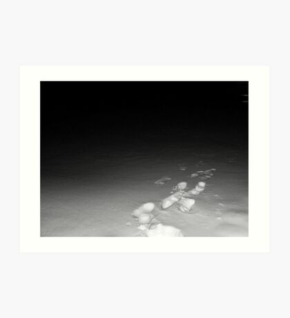 02-02-11  Into The Darkness Art Print