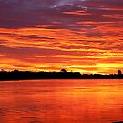 Sky Reflection by crickmedia