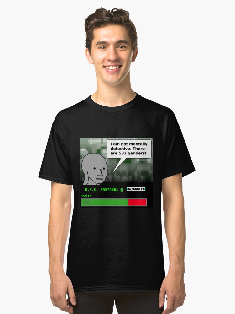 Alternate view of There Are 532 Genders Classic T-Shirt