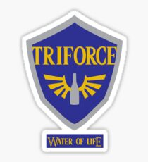 The Water of Life Sticker