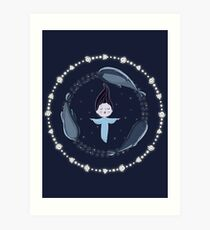 Song of the Sea - Selkie and seals Art Print