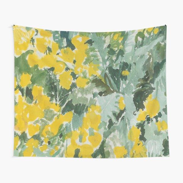 Golden wattle by Jo Reitze Tapestry