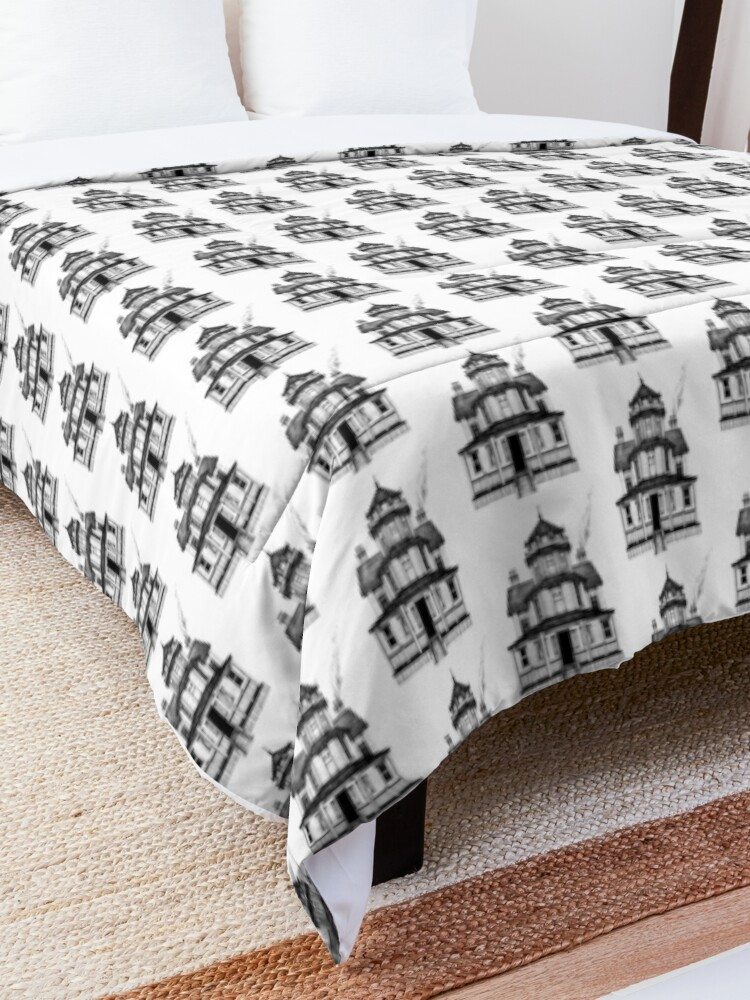 Alternate view of Home Sweet Home - Bedding & Blankets Comforter