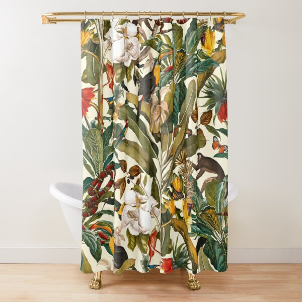Beautiful Forest IV Shower Curtain
