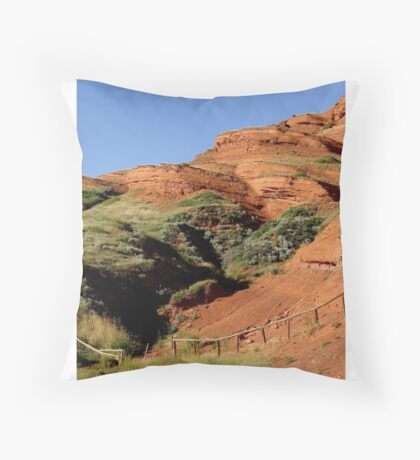 Pipestone Throw Pillow
