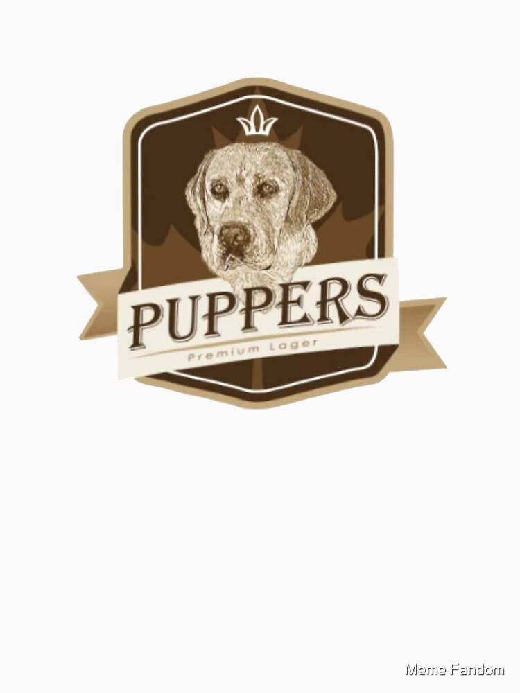 Puppers, Officially Wayne's favourite beer. by Scottk23