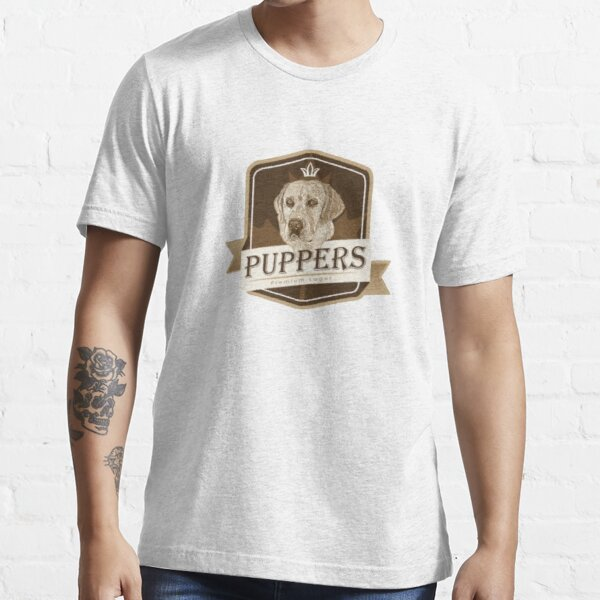 Puppers, Officially Wayne's favourite beer. Essential T-Shirt