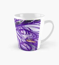 Painted Amethyst Tall Mug
