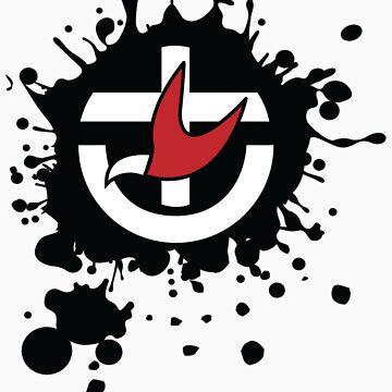 UCA Splat Logo by aaronjb