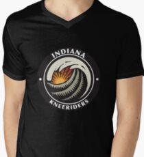 Indiana Round Men's V-Neck T-Shirt