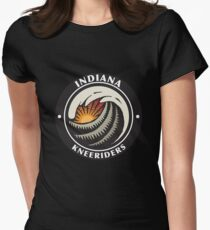 Indiana Round Women's Fitted T-Shirt