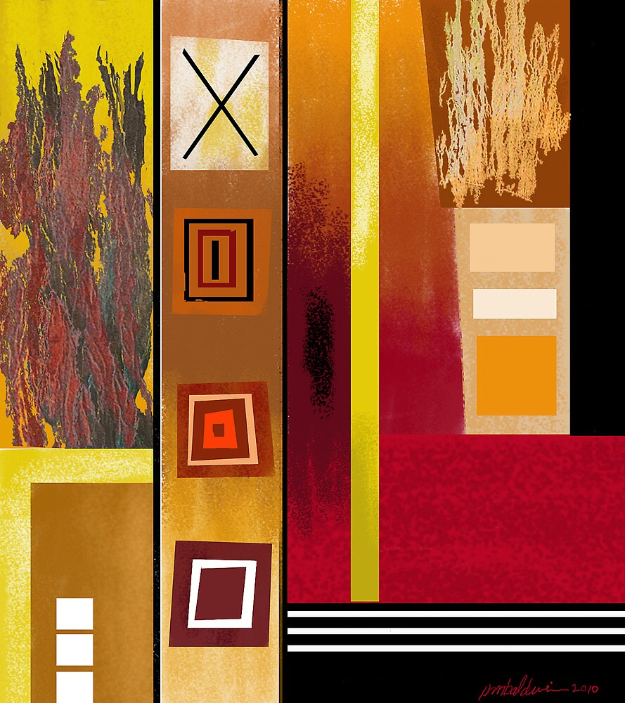 """""""Squares""""  by Patrice Baldwin"""