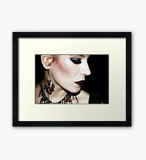 Gloss Framed Print