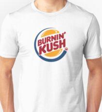 Burnin' Kush  Unisex T-Shirt